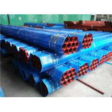 Red Painted ERW UL FM As1074 Fire Fighting Steel Pipe